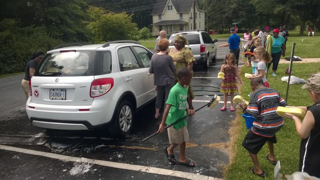 Car Wash 2015