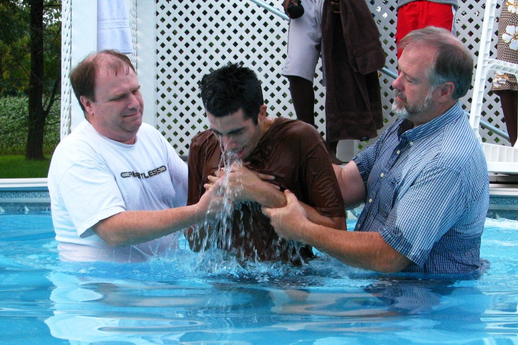 Baptism – August 24, 2011